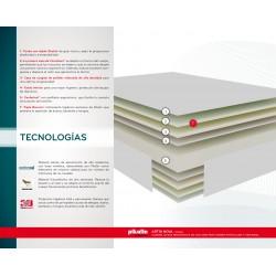 Colchón Pikolin ART18-NOVA CP17449 ficha técnica